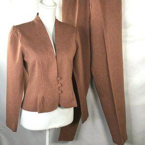 That's Me!~Vtg 80's Pants Suit~2 Piece Set~